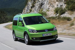 Volkswagen Cross Caddy 1