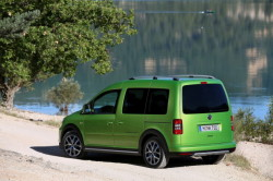 Volkswagen Cross Caddy 2