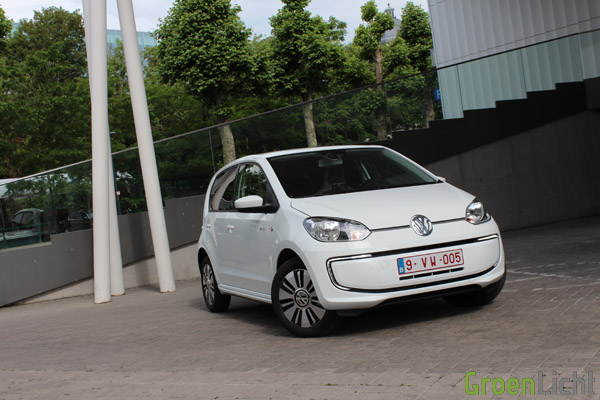 Volkswagen E-Up Rijtest 01