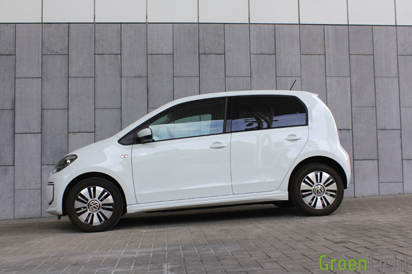 Volkswagen E-Up Rijtest 09