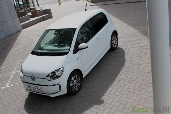 Volkswagen E-Up Rijtest 21