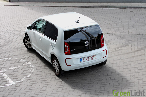 Volkswagen E-Up Rijtest 22