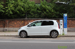 Volkswagen E-Up Rijtest 23