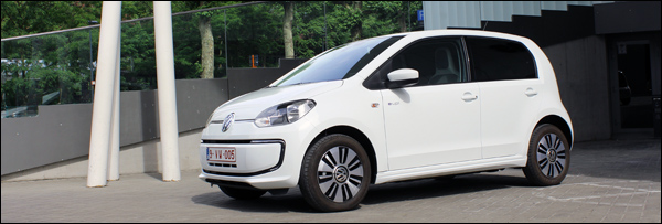 Volkswagen E-Up Rijtest - Header