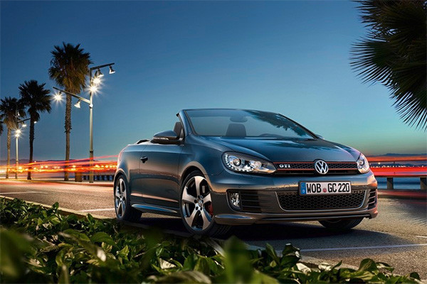Officieel: Volkswagen Golf GTI Cabriolet facelift