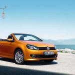 Officieel: Volkswagen Golf Cabriolet facelift