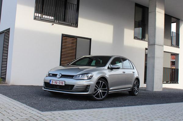 Volkswagen Golf GTD Rijtest - GroenLicht