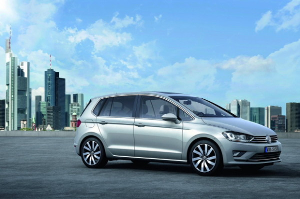 Volkswagen Golf Sportsvan 6