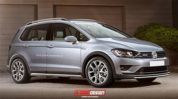 Impressie: Volkswagen Golf Sportsvan Alltrack