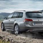 Officieel: Volkswagen Golf Variant Alltrack (2017)