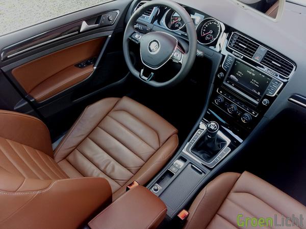 Volkswagen Golf Variant - Rijtest 01