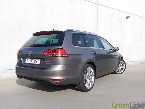 Volkswagen Golf Variant - Rijtest 04