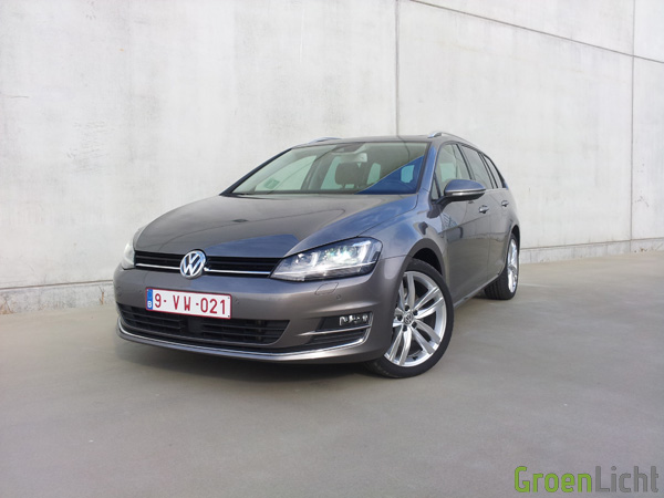 Volkswagen Golf Variant - Rijtest 05