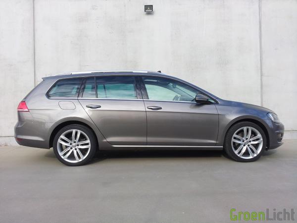 Volkswagen Golf Variant - Rijtest 10