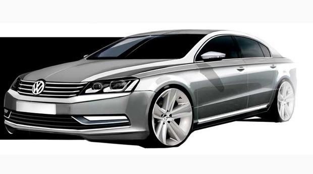 Volkswagen Passat 2014 Preview