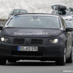 Volkswagen Passat CC spyshots