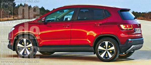 Volkswagen Polo Crossover Concept