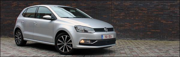 Volkswagen Polo MY2014 - Rijtest - Header