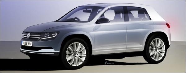 Volkswagen Polo SUV 2014