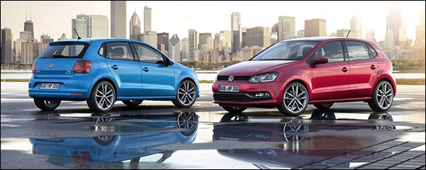 Officieel: Volkswagen Polo facelift