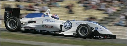 Volkswagen Racing Car