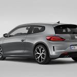 Officieel: Volkswagen Scirocco GTS facelift