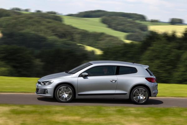 Volkswagen Scirocco MY2014 5