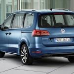 Officieel: Volkswagen Sharan facelift MY2015