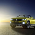 Officieel: Volkswagen T-Cross Breeze Concept