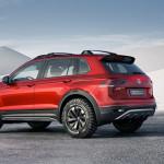 Officieel: Volkswagen Tiguan GTE Active Concept [Tiguan GTE]