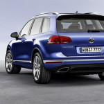 Officieel: Volkswagen Touareg facelift