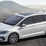 Officieel: Volkswagen Touran facelift