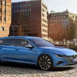 Officieel: Volkswagen Arteon facelift + Arteon Shooting Brake (2020)
