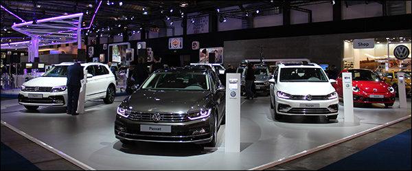 Autosalon Brussel 2017 live: Volkswagen (Paleis 11)