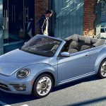 Productie VW Volkswagen Beetle nadert einde - Final Edition