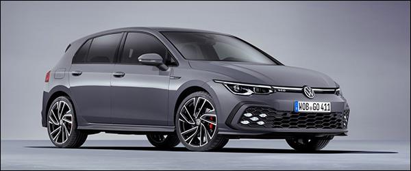 Officieel: Volkswagen VW Golf GTD mk8 200 pk (2020)