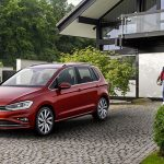 Officieel: Volkswagen Golf Sportsvan facelift (2017)