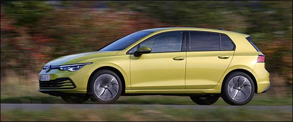 Officieel: Volkswagen Golf TGI (2020)