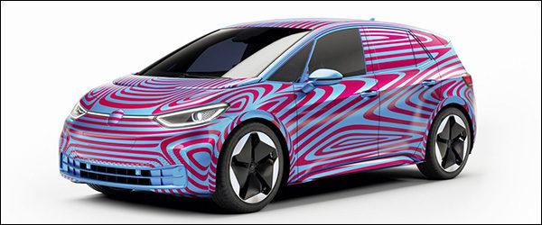 Officieel: Volkswagen ID.3 (2019)
