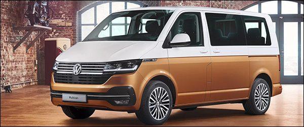 Officieel: Volkswagen Multivan facelift (2019)