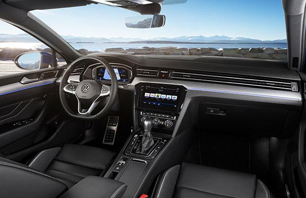 Officieel Volkswagen Passat Passat Variant Facelift