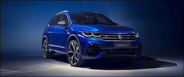 Officieel: Volkswagen Tiguan R (2020)
