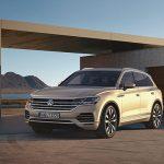 Officieel: Volkswagen VW Touareg SUV (2018)