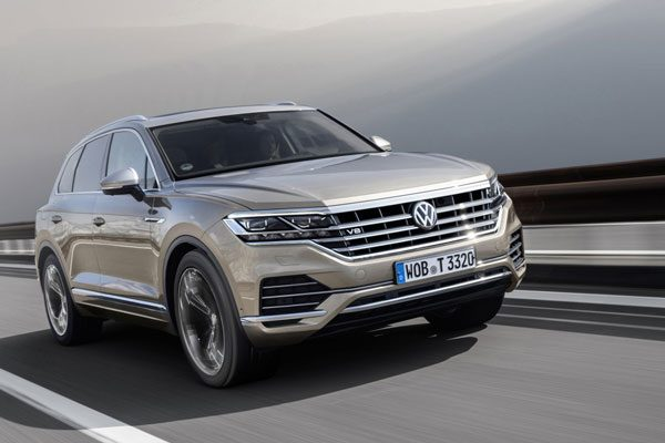 Officieel: Volkswagen Touareg V8 TDI (2019)