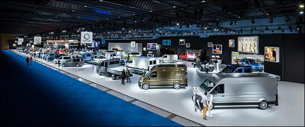 Autosalon Brussel 2019: Volkswagen line-up