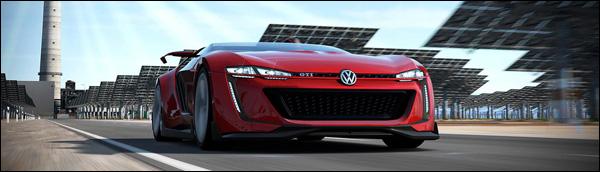 Volkswagen Vision Gran Turismo GTI Roadster