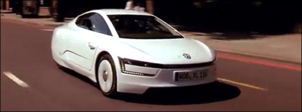 Volkswagen XL1 - €110.000