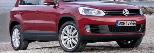 Impressie: Volkswagen Tiguan