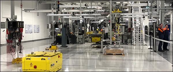 Volvo Car Gent opent state-of-the-art batterijfabriek (2020)