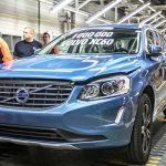 Volvo Car Gent bouwt miljoenste Volvo XC60